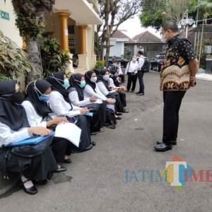 Wabup Malang Pantau Langsung Pelaksanaan SKD CASN Kabupaten Malang