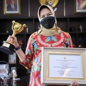Kota Batu Sabet 2 Prestasi, Anugerah Prahita Ekapraya Utama 2020 dan Kota Layak Anak Kategori Madya 2021