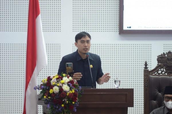 Anggota Fraksi PKS DPRD Kota Malang, Akhdiyat Syabril Ulum. (Foto: Istimewa).