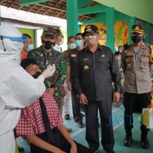 Pantau Pelaksanaan Sekolah Tatap Muka, Ini yang Dilakukan Bupati Maryoto Cegah Klaster Baru