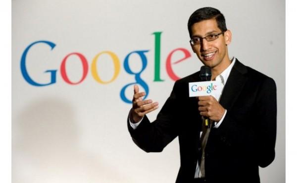 CEO Google Sundar Pichai (Foto: Twitter)