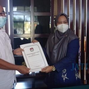 KPU Kabupaten Banyuwangi-UNIBA Tanda Tangani MoU