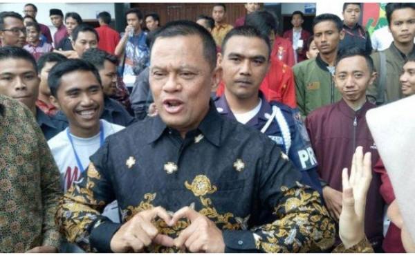 Gatot Nurmantyo (Foto: Tribun)