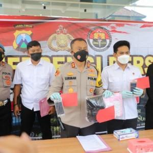 Polres Kediri Ungkap Pelaku Pembunuhan di Bawah Umur Gunakan Racun