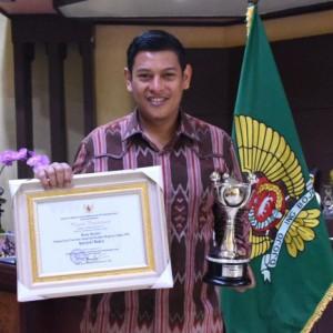 Kota Kediri Kembali Raih Prestasi Anugerah Parahita Ekapraya Kategori Madya Kedua Kalinya