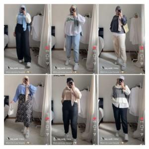 Tips Pilih Casual Outfit untuk Pemilik Pinggul Besar, Simpel dan Stylish