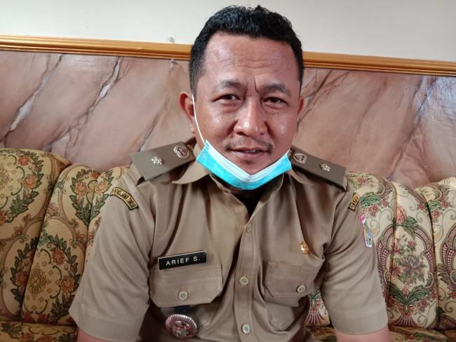 Kepala Desa Harjokuncaran, Arief Sujono.