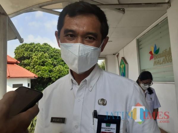 Kepala Diskominfo Kota Malang, Nur Widianto (Arifina Cahyanti Firdausi/MalangTIMES)