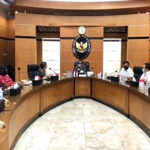 Temui Menko Polhukam, Partai NasDem Konsisten Perjuangkan Syaikhona Kholil Jadi Pahlawan Nasional sejak 2018