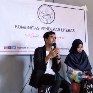 IPM Bangkalan Masih Rendah, Aktivis Muda ini Dorong Pemkab Lebih Jeli Potensi Literasi