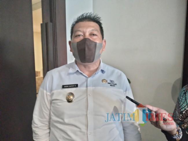 Wakil Bupati Malang Didik Gatot Subroto.(Foto: Riski Wijaya/MalangTIMES)
