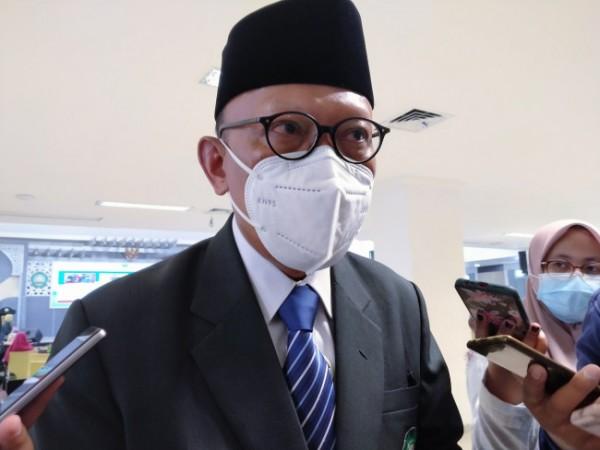 Wakil Ketua FRI, Prof Dr Maskuri MSi (Anggara Sudiongko/ MalangTIMES)