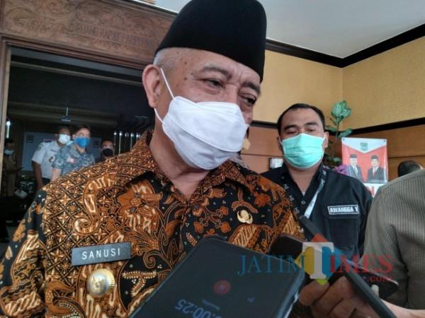 Bupati Malang, HM. Sanusi. (Foto: Riski Wijaya/ MalangTIMES).