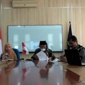 Webinar Pelatihan Pra Kerja, Dekan FITK UIN Malang Beri Wejangan Ini