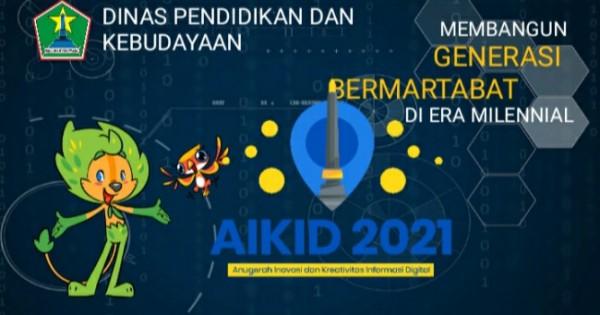 Disdikbud Kota Malang Masuk Nominator AIKID 2021(Ist)