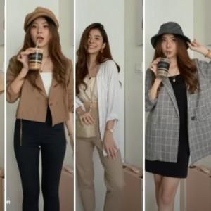 Inspirasi Outfit ala Minuman Coffee Shop, Boleh Dicoba untuk Gayamu Sehari-Hari Nih!