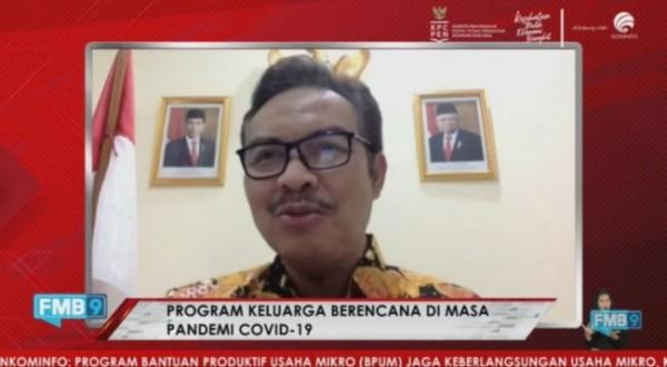 Kepala Badan Kependudukan dan Keluarga Berencana Nasional (BKKBN) (Foto: Ist)