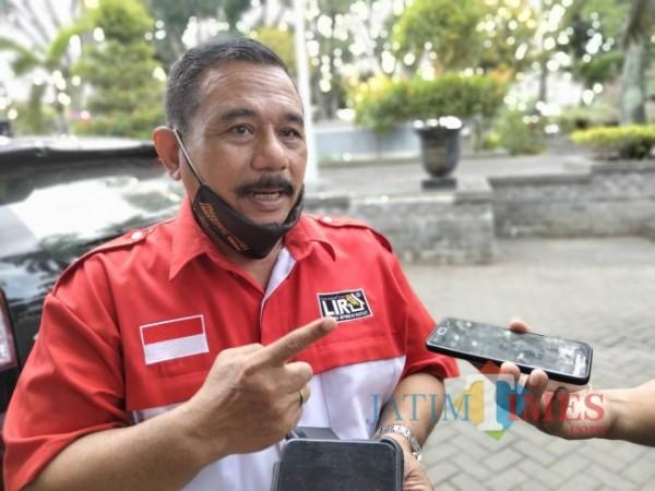 Ketua DPD LIRA Malang Raya, M. Zuhdy Achmady.(Foto: Riski Wijaya/MalangTIMES).