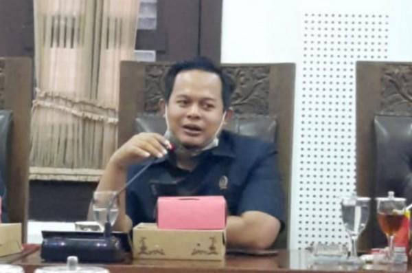Ketua Komisi B DPRD Kota Malang, Trio Agus Purwono. (Foto: Istimewa).