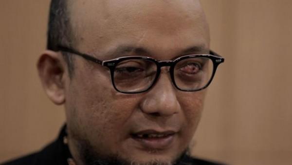 Novel Baswedan (Foto: CNN Indonesia)