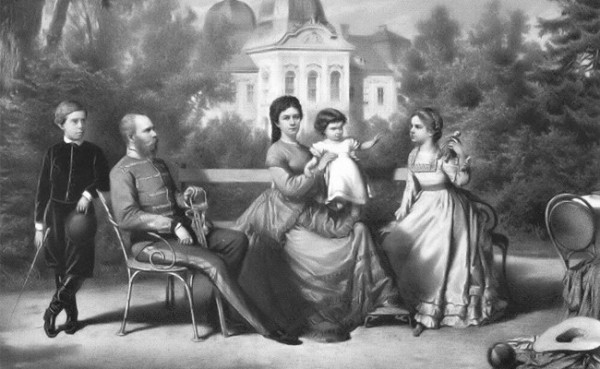 Pewaris tahta Kekaisaran Austria yang bunuh diri bersama selingkuhan. (Foto: Wikimedia.com)