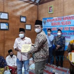 Nelayan di Bangkalan Keluhkan CSR Pertamina yang Tak Tepat Sasaran