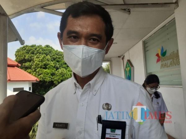 Kepala Dinas Komunikasi dan Informatika (Diskominfo) Kota Malang, M Nur Widianto. (Arifina Cahyanti Firdausi/MalangTIMES).