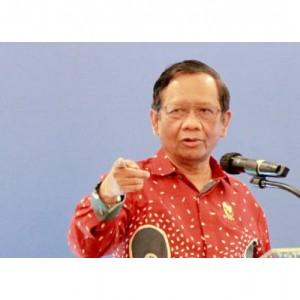 Mahfud MD Ungkap Arahan Jokowi soal KLB Demokrat: Tak Memihak Moeldoko Meski Kawan Sendiri