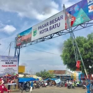 November Lelang Fisik, Tempat Relokasi Pasar Besar Kota Batu Masih Belum Rampung