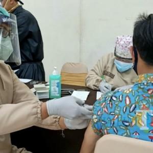 Sempat Ditunda, Vaksinasi Covid-19 Dosis Kedua di Kota Batu Kembali Dibuka Lagi