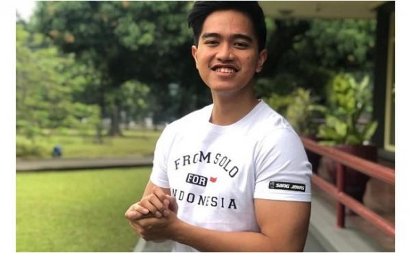 Kaesang Pangarep (Foto: Gesuri)