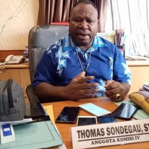 Thomas Sondegau, Anggota DPR Papua Kader Partai Demokrat yang Ditangkap karena Narkoba