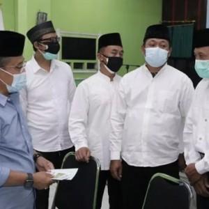 Kelurahan Sisir Kukuhkan Pengurus Jenazah, Wakil Wali Kota Batu Punjul Beri Apresiasi