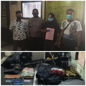 Dukun Sakti Jual Jasa Penglaris Ditangkap Polisi Tulungagung