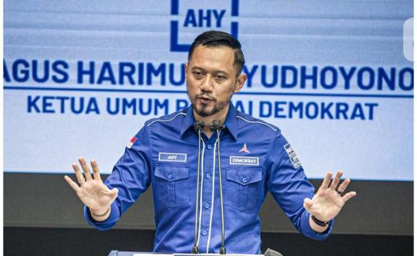 Agus Harimurti Yudhoyono (AHY). (Foto: Liputan6)