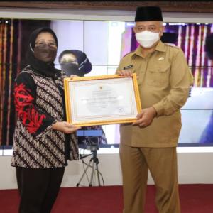 Terapkan Sistem Merit, Pemkab Malang Raih Penghargaan dari KASN