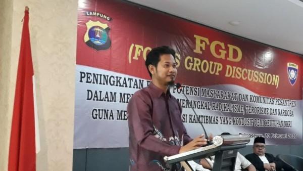 Ken Setiawan (Foto: nu.or.id)