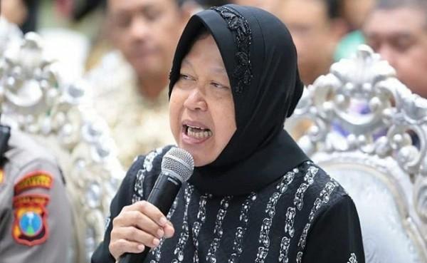 Menteri Sosial Tri Rismaharini (Foto: Pikiran Rakyat)