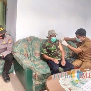 Vaksinasi Drive Thru dan Vaksinasi Jemput Bola Bantu Masyarakat Kabupaten Malang