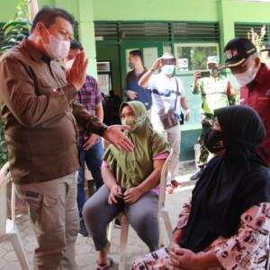 Kasus Positif Aktif Tinggal 5, Wabup Target Akhir November Vaksinasi Tuntas