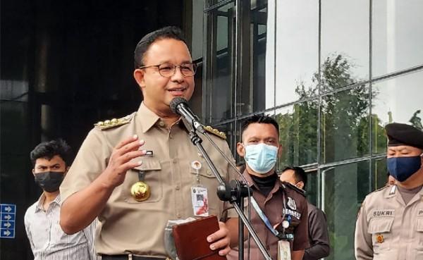 Gubernur DKI Jakarta Anies Baswedan (Foto: JPNN.com)