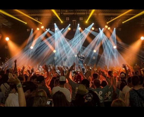 Ilustrasi konser musik. (Foto: pixabay.com/Pexels).