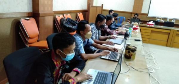 Posko tim teknis Disdikbud Kota Malang. (Ist)