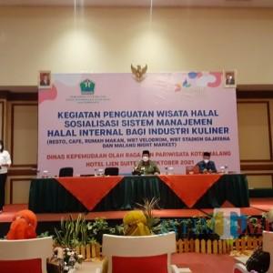 Kini, Pelaku Industri Kuliner Kota Malang Bisa Daftar Sertifikasi Halal Gratis