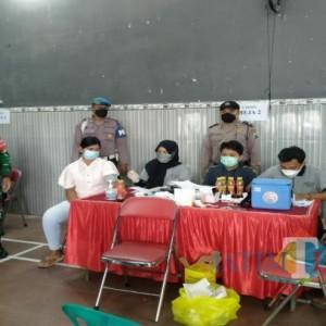 Dosis Kedua Vaksinasi Covid-19 Desa Tunggulsari, Jatah 500 Tambah 100 untuk Dosis Satu