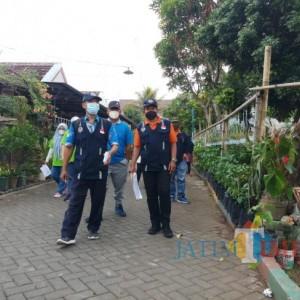 Sehari, Tim Juri Lomba Kampung Bersinar Nilai 6 RW di 2 Kelurahan