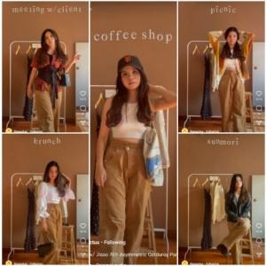 Tips Styling Celana Curduroy, Gaya Vintage nan Stylish Untuk Acara Resmi hingga Hangout
