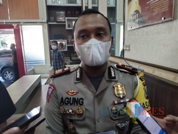 Kasatlantas Polres Malang AKP Agung Fitriansyah (foto: Hendra Saputra/MalangTIMES)