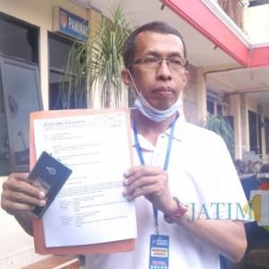 Kasus Dugaan Ijazah Palsu Cakades, Anggota Polsek Ledokombo Diadukan ke Propam Polres Jember