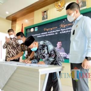 Kejari Kabupaten Malang Ajak BUMDes Lebih Profesional